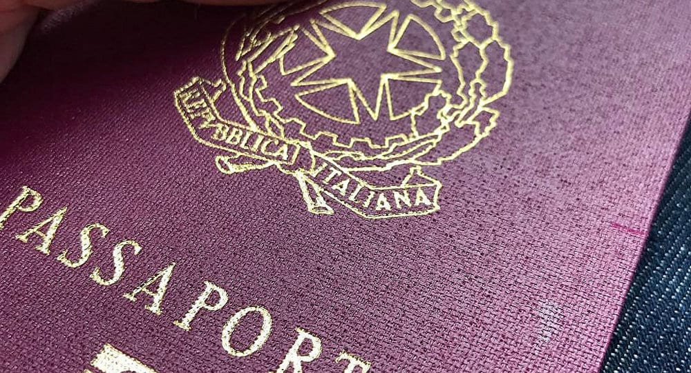 Оформление визы в Италию без присутствия